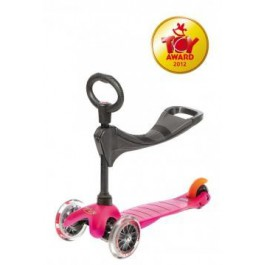 Mini Micro 3v1 pink