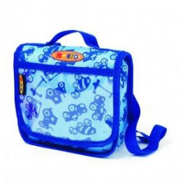 Batoh Micro modrý s klipom