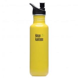Kanteen Classic 800 ml žltá (sport cap)