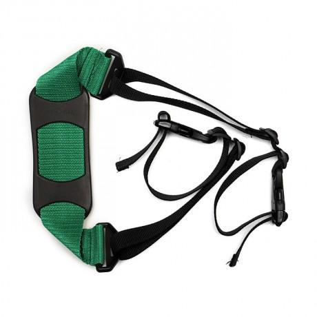 Popruh na nosenie - zelený