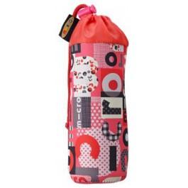 Držiak na flašku Micro Word Pink