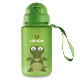 LittleLife fľaša - krokodíl
