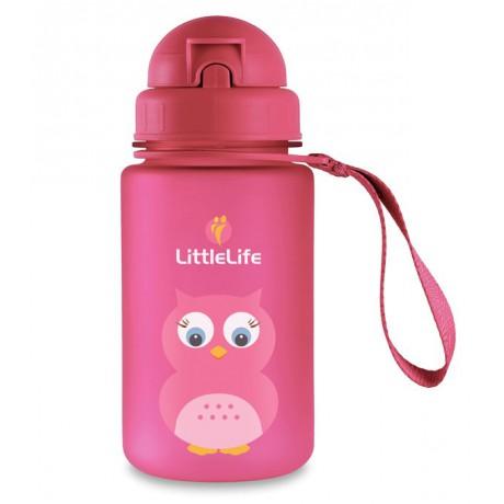 LittleLife fľaša - sovička