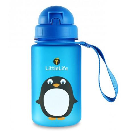 LittleLife fľaša - tučniak