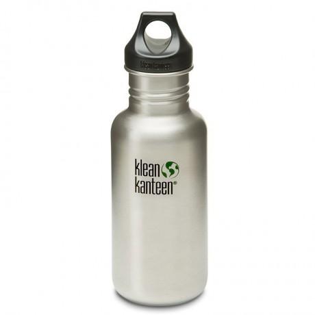 Kanteen Classic 500 ml nerez (loop cap)
