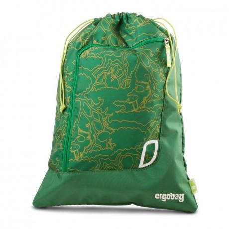 Športové vrecko Ergobag - zelené
