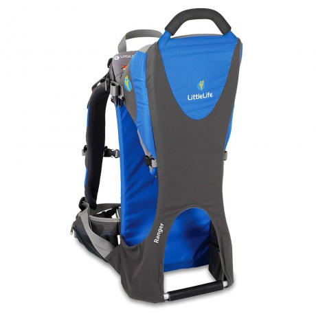 LittleLife Ranger Child Carrier Blue