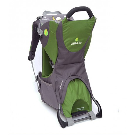 LittleLife Adventurer Carrier Green