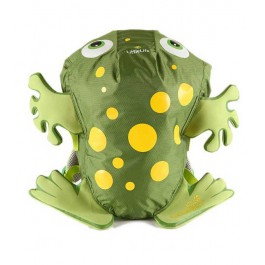 LittleLife Kids SwimPack Frog - zelený