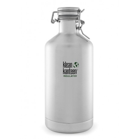 Klean Kanteen Growler 1900ml Insulated - nerez