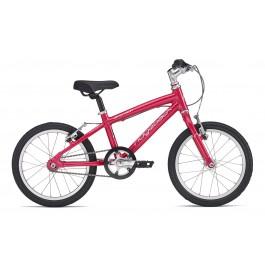 "Detský bicykel Ridgeback Dimension Raspberry 16"""