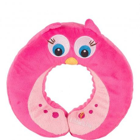 LittleLife cestovný vankúšik OWL