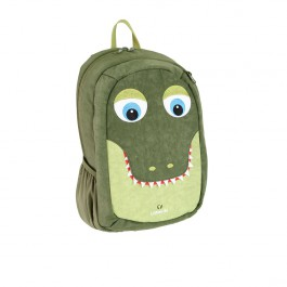 LittleLife Kids Crocodile SchoolPak