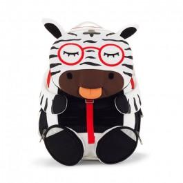 Detský batoh Affenzahn veľký kamarát - Zebra Zena