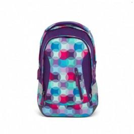 Školský batoh Satch Sleek - Hurly Pearly