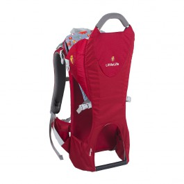 LittleLife Child Carrier Ranger S2 - RED