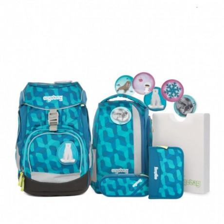 Školská taška Set Ergobag pack Ice Glambear 2017