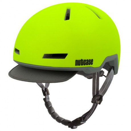NUTCASE TRACER SPARK YELLOW MATTE S/M