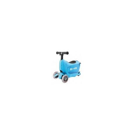 Micro Mini2go Deluxe - modrá