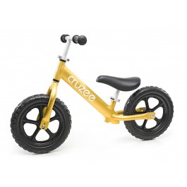 CRUZEE GOLD WITH BLACK WHEELS - ULTRALIGHT 2 KG