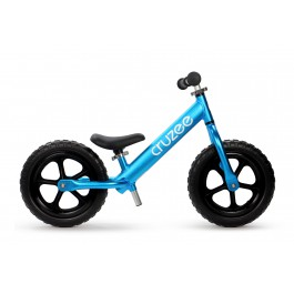 CRUZEE BLUE - WITH BLACK WHEELS - ULTRALIGHT 2 KG