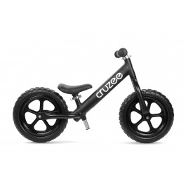 CRUZEE BLACK - WITH BLACK WHEELS - ULTRALIGHT 2 KG