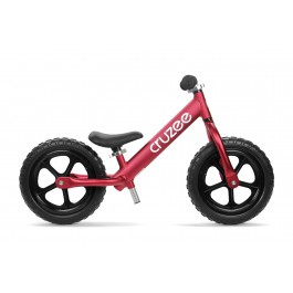 CRUZEE RED - WITH BLACK WHEELS - ULTRALIGHT 2 KG