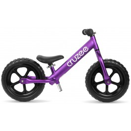 CRUZEE PURPLE - WITH BLACK WHEELS - ULTRALIGHT 2 KG