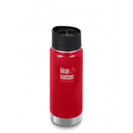 NEREZOVÁ TERMOSKA 473 ML WIDE INSULATED - MINERAL RED
