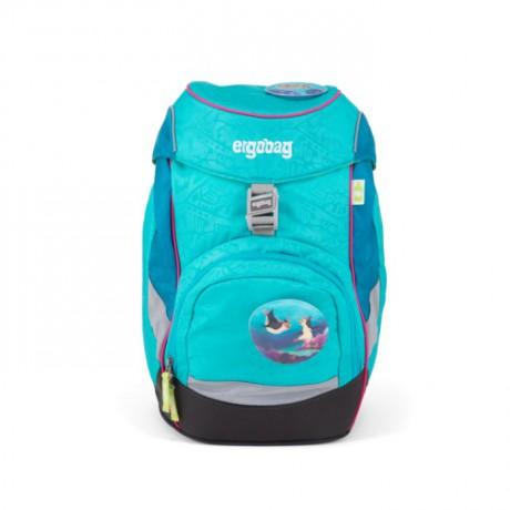 Školská taška Ergobag Prime - Hula HoopBear