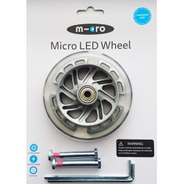 MICRO SVIETIACE LED-KOLIESKA 120 MM PRE MINI MICRO - 2KS
