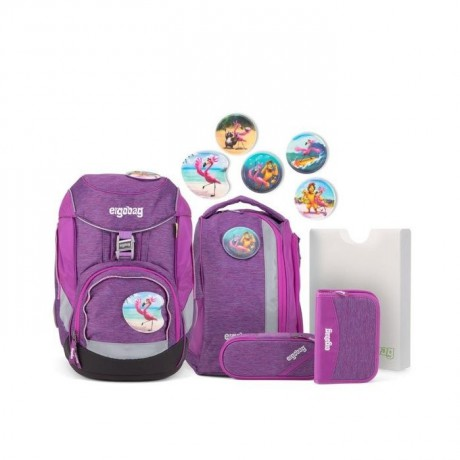 Školská taška Set Ergobag pack Island HoppBear
