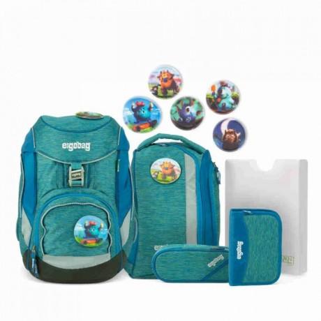 Školská taška Set Ergobag pack MonstBear