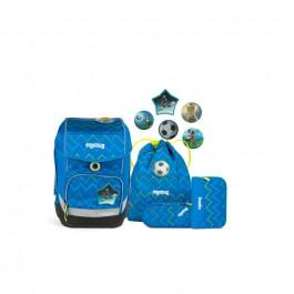 Školská taška Ergobag Cubo Set - Libearo