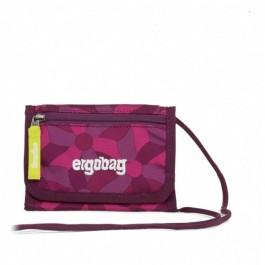 Peňaženka na krk Ergobag - Night CrawlBear