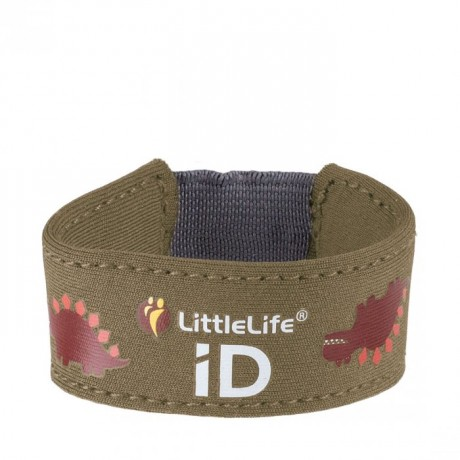 Dinosaur Child iD Bracelet