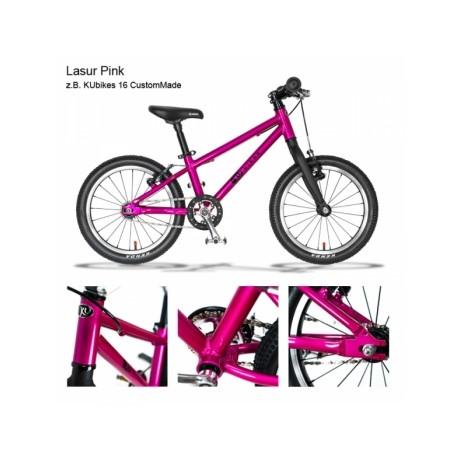 Kubikes 14 basic pink