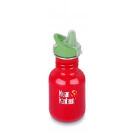 Kid Kanteen Sippy 355ml red