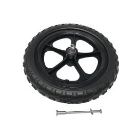 CRUZEE náhradné koleso - čierne