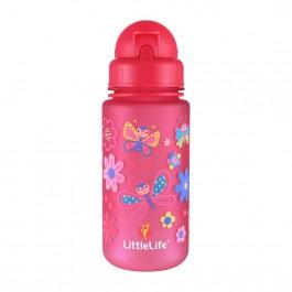 LittleLife fľaša - butterfly
