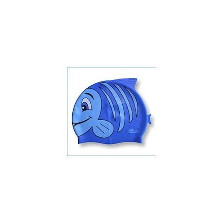 Plavecká čapica Blue Fish